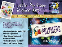 Academy of Science for Kids - Polymers Kit